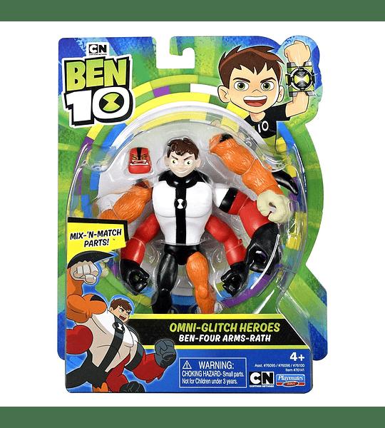 Ben 10 - Four Arms-Rath