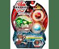 Bakugan Ventus Garganoid,  Starter Pack de 3 unidades