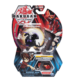 Bakugan Darkus Dragonoid
