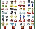 Botbots Transformers Pack de 8
