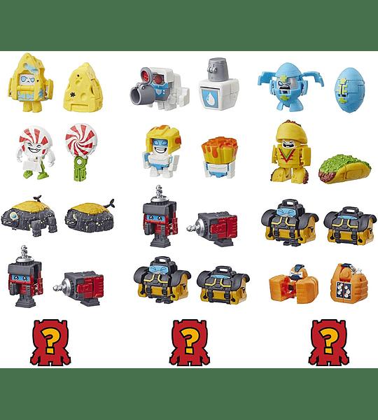 Botbots Transformers Pack de 5