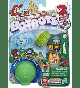 Botbots Transformers Equipe da casa Pack de 5