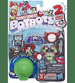 Botbots Transformers tropa da musica Pack de 5
