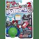 Botbots Transformers tropa de musica Pack de 5
