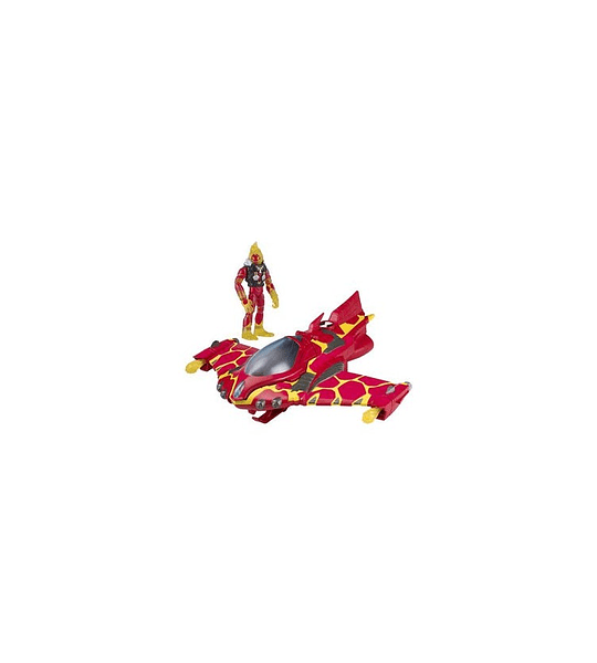 Ben 10 - HEATBLAST ROCKET FLYER