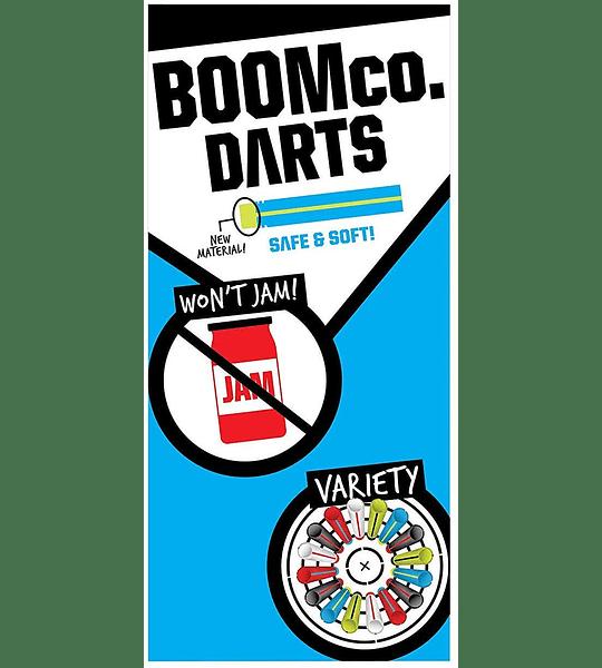 BOOMCO - Cargador Y Dardos (Mattel)