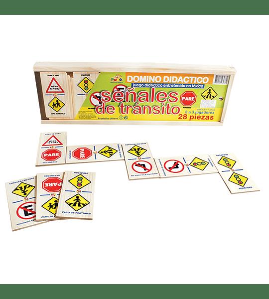 Domino señales del Tránsito