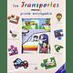 Puzzle enciclopedia Los Transporte Tapa dura