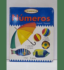 Primeros Números - Primera enciclopedia English / español para Niños