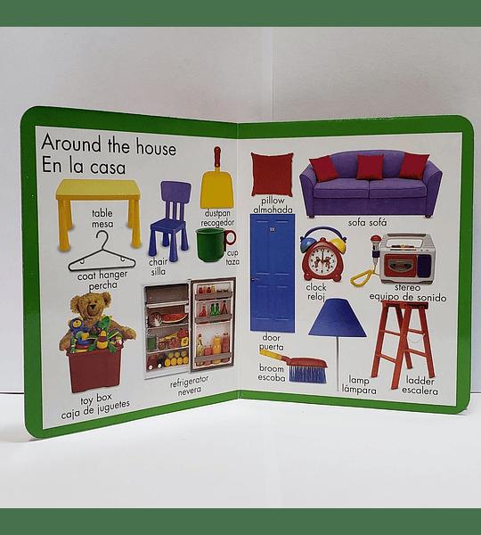 Primeras Palabras - Primera enciclopedia English / español para Niños