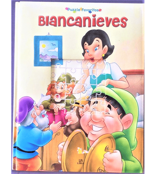 Cuento Blancanieves Puzzle