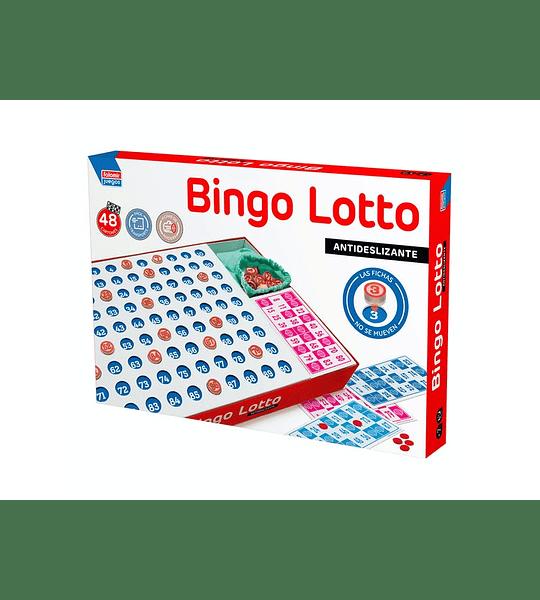 Bingo Lotto, Falomir Juegos