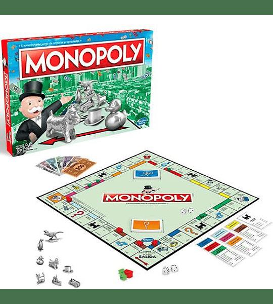 Monopoly Clásico Hasbro Gaming
