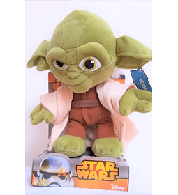 Star Wars Yoda de Peluche Original de Disney