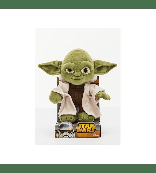 Star Wars Yoda de Peluche Original de Disney