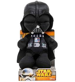 Star Wars Darth Vader peluche Original Disney