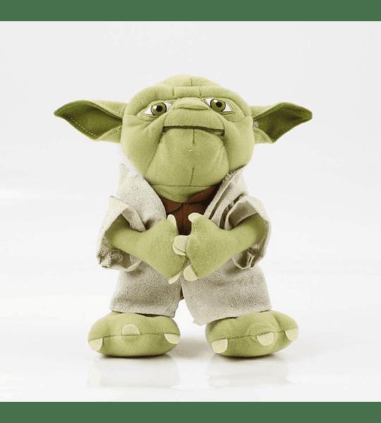 Star Wars Yoda figura con sonido original de Disney