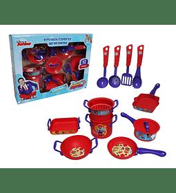 Set De Cocina Junior Express