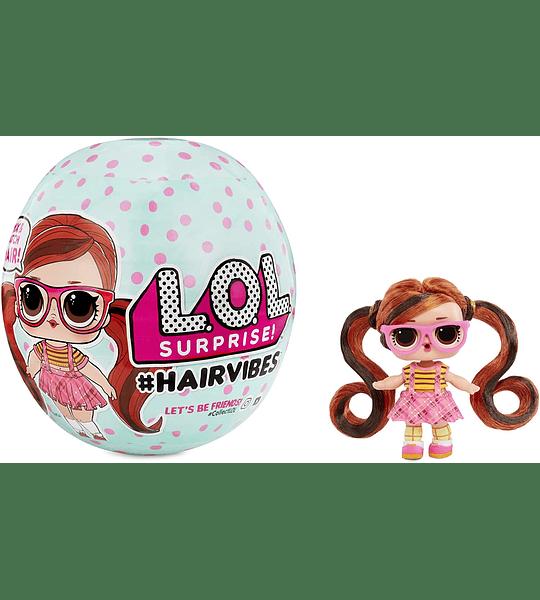 Muñeca hairvibes L. O. L. Sorpresa!