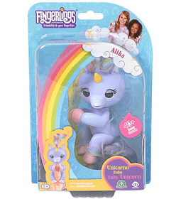 Fingerlings Alika Unicornio