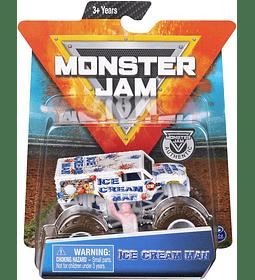 Monster Jam Ice Cream Man escala 1:64
