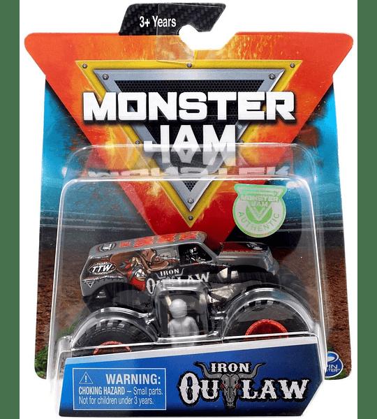 Monster Jam Iron Outlaw