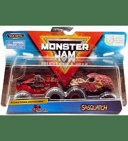 Monster Jam Northern Nightmare v/s Sasquatch