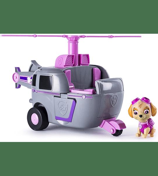 Paw Patrol – Skye de Deluxe helicóptero