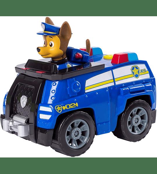 Paw Patrol Chase Auto de Policía Transformador