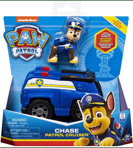 Chase Auto de Policía Transformador Paw Patrol