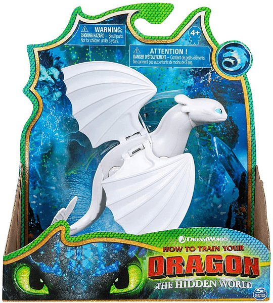 Dragons Lightfury Figura Articulada
