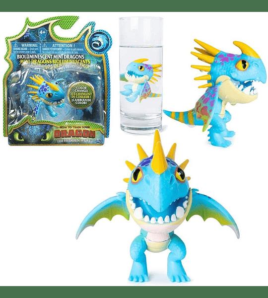 Dragons Stormfly minifiguras Cambian de Color con el agua