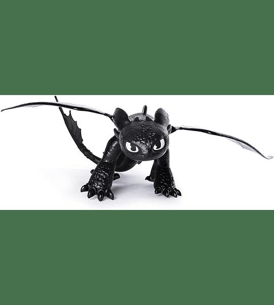 Dragons Chimuelo Figura Articulada Dreamworks