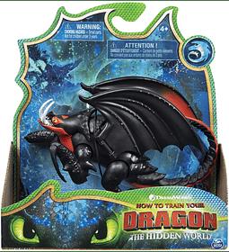 Dragons Deathgripper Figura Articulada DreamWorks