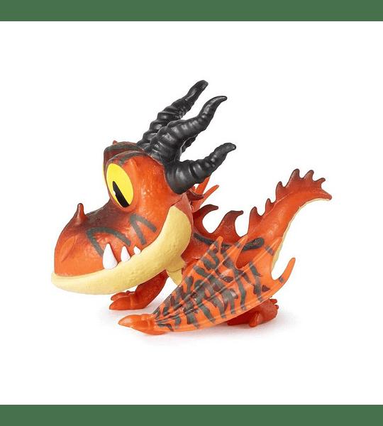 Dragons Hookfang minifiguras Cambian de Color con el agua