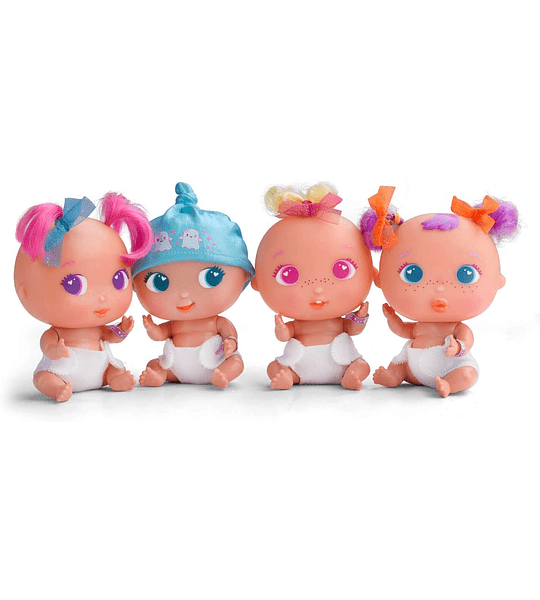 Mini Boby-Boo The Bellies Famosa