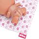 Pinky Twink muñeco Interactivo The Bellies Famosa