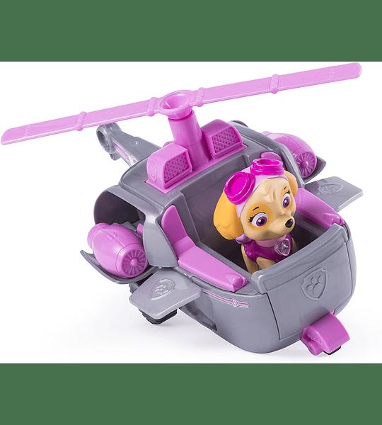 Paw Patrol - Skye Y Su helicóptero