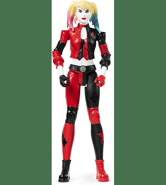 Harley Quinn DC Comics Figura con 11 puntos de Articulación