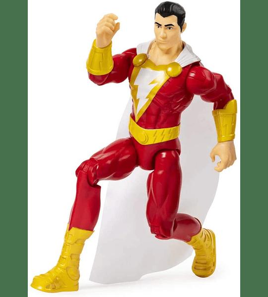 Shazam DC Comics Figura Acción Liga de la Justicia