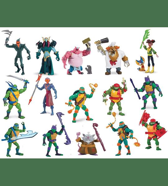 Baron Draxum Tortugas Ninjas