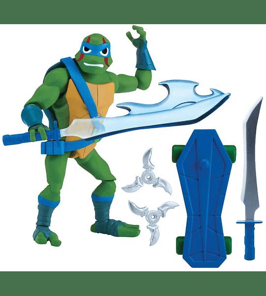 Leonardo figura Articulada Tortugas ninjas Mutantes