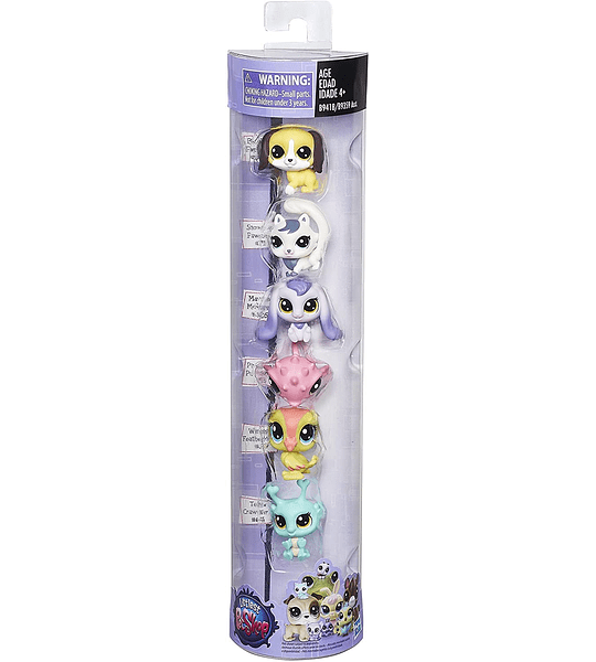 Littlest Pet Shop Favorite Pet Collection