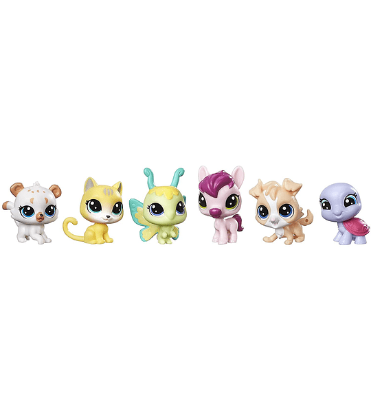 Littlest Pet Shop Favorite Pet Collection 2