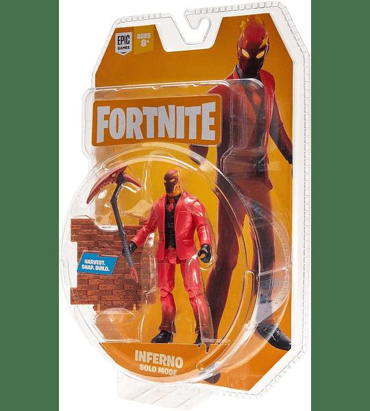Inferno 25 puntos de articulación Fortnite