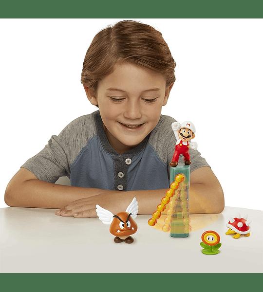 Super Mario Nintendo Lava Castle Diorama
