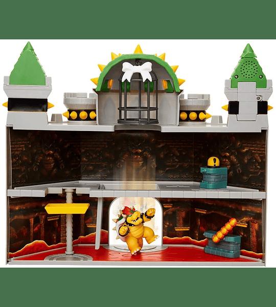 Castillo Super Mario Nintendo