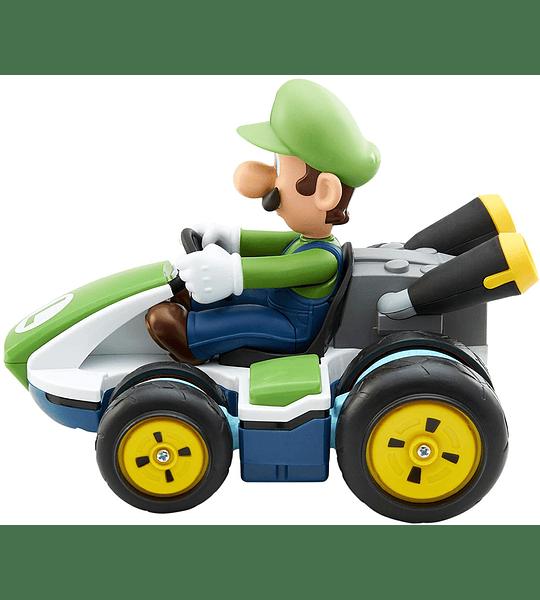 Luigi Mini Anti-Gravity Rc Racer 2.4Ghz Mario Kart 8 Auto Control Remoto