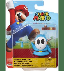 Shy Guy Celeste Super Mario Nintendo