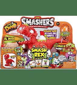 Smashers Smash T-Rex  Serie 3 Juego de juegos